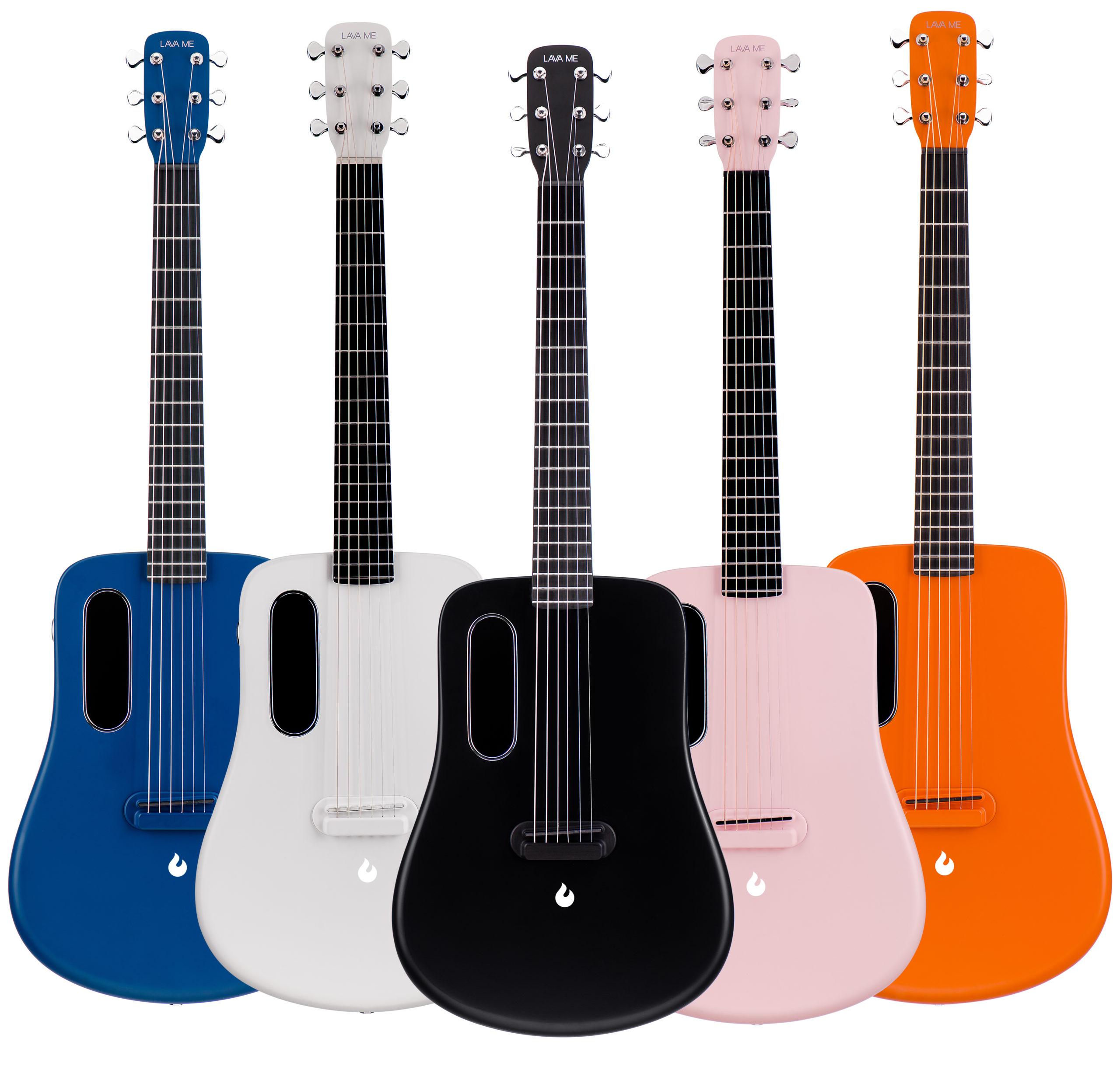 c/âble dinstrument de 1//4 pouce et 3 picks Cuir Dor/é, C/âble Noir LAVA Ideal Package Uniquement disponible pour LAVA ME PRO Comprend Sangles pour guitare
